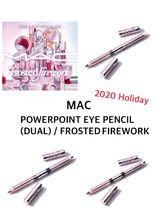 〈MAC〉★2020ホリデー★POWERPOINT EYE PENCIL (DUAL)