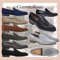【20AW】Ginavito Rossi_men/ MARCELLO ローファー/スリップオン