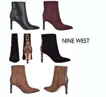 Sale★【Nine West】ブーティー★ Marbel Pointy Toe Booties