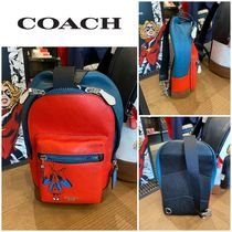 【COACH×MARVEL】☆期間限定コラボ☆West Pack With Spider-Man