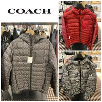 【COACH】☆超人気☆ 2993 ☆Packable Hooded Down Jacket