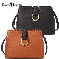 特別価格!Ralph Lauren Kenton レザー City Crossbody