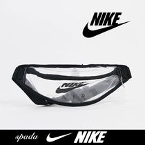 SALE【NIKE】ロゴ ボディバッグ クリア / 送料無料