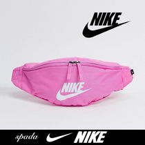 SALE【NIKE】ロゴ ボディバッグ ピンク / 送料無料