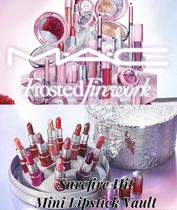 MAC Surefire Hit Mini Lipstick Vault ミニリップ x 12 セット