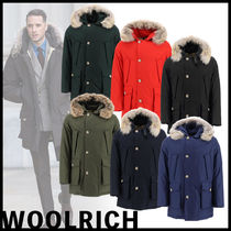 WOOLRICH(ウールリッチ) ダウンジャケット 【関税/送料込み】WOOLRICH/ ARCTIC PARKA WITH COYOTE FUR