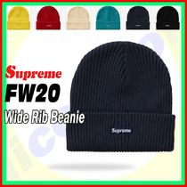 7 Week FW 20 Supreme Wide Rib Beanie
