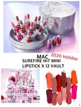 〈MAC〉★2020ホリデー★SUREFIRE HIT MINI LIPSTICK X 12