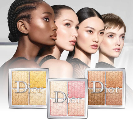 Dior☆ホリデー限定☆BACKSTAGE GLOW FACE PALETTE
