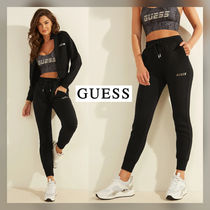【GUESS】Logo Scuba Joggers/ロゴ入りスエットボトムス♪20AW