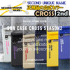 【NEW】「SECOND UNIQUE NAME」CROSS 2nd 正規品