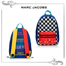 MARC JACOBS ロゴバックパック