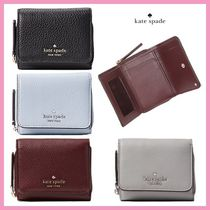 【kate spade】コンパクト!jackson small trifold 三つ折り財布