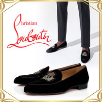 Christian Louboutin Crest On The Nile ローファー 送料関税込