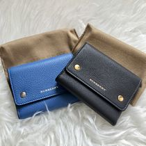 Burberry Small Leather Folding Wallet