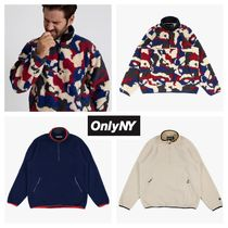 【Only NY】Trail Pullover Fleece フリースジャケット 3colors