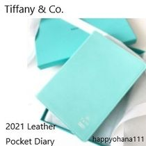 【Tiffany & Co.】2021 Leather Pocket Diary Sサイズ