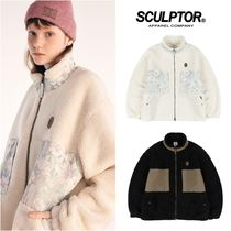 【SCULPTOR】20fw Double Pocket Sherpa Jacket 2colors