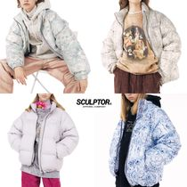 【SCULPTOR】20fw Elliose Oversized Puffer Down 4colors