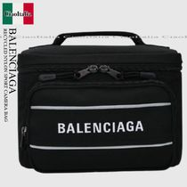 Balenciaga RECYCLED NYLON SPORT CAMERA BAG