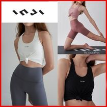 ◆INJI Active◆BABY RIB CROP 全3色◆正規品◆