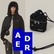 ★Adererror★Small tote bag BLACK
