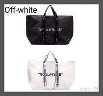 *Off-white* Commercial トート