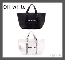 *Off-white* Commercial スモールトート