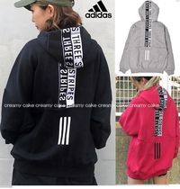 男女兼用!国内発 adidas★MUST HAVES WORD FULL-ZIP SWEATSHIRT