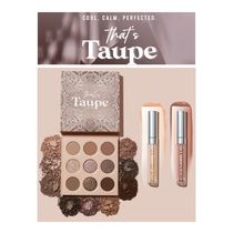 Colourpop ☆限定☆ DO OR TAUPE セット Eye Shadow & Lip