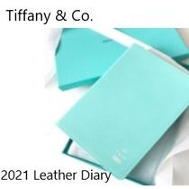 【Tiffany & Co.】2021 Leather Diary Mサイズ