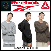 [Reebok X LIFUL]COMFORT CLUB SWEATSHIRTS☆大人気☆日本未入荷