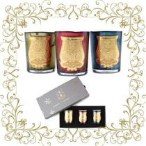 *CIRE TRUDON*Odeursd' hiver ギフトセット 国内発送