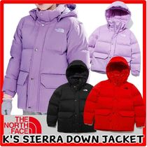 ☆新作☆The North Face☆K'S SIERRA DOWN JACKE.T☆