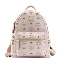 MCM MMKAAVE10 バックパック QH001 ピンク