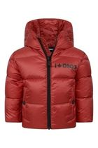 2020AW DSQUARED2 Baby DSQ2パッドジャケット RED (CP-36m)