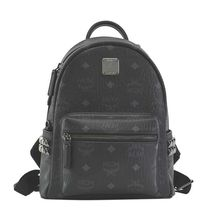MCM バックパック MMKAAVE10 STARK BACKPACK 27 BLACK