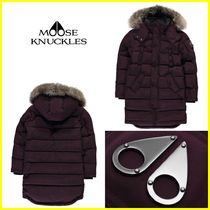 MOOSE KNUCKLES(ムースナックルズ) キッズアウター 【大人もOK!】MOOSE KNUCKLES☆ファー付きパーカージャケット