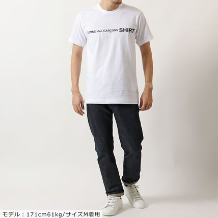 COMME des GARCONS Tシャツ・カットソー COMME DES GARCONS SHIRT Tシャツ W28116 半袖 ロゴ(2)