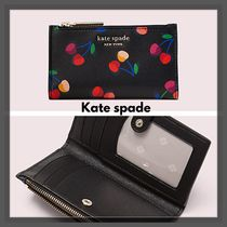 ☆Kete Spade☆Spencer cherries small 二つ折りウォレット