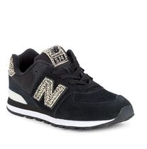 【New Balance】大人も!574/Suede & Canvas/キッズスニーカー