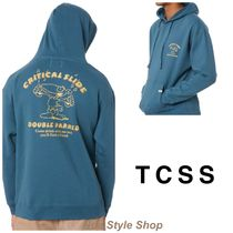 【TCSS】フーディ★PARKED HOODY★追跡付