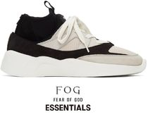 ☆FOD Black & Beige Sock Runner Sneakers 国内発送 正規品!