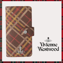 即発【Vivienne Westwood】iPhone X/XS DERBY FLAP スマホケース