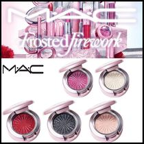 ☆MAC☆ 新作2020ホリデー EYESHADOW / FROSTED FIREWORK 追跡込