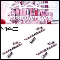 ☆MAC☆新作2020ホリデー EYE PENCIL / FROSTED FIREWORK 追跡込