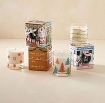 まとめ買いでお得☆George & Viv Holiday Village Candle 3P