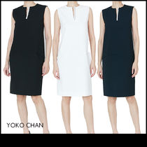 yoko chan*ヨーコチャン Pearl I-line Dress