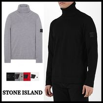 【STONE ISLAND】20AW/最新[SHADOW PROJECT] RIBBED TURTLE NECK