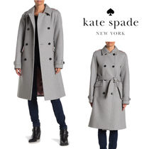 《kate spade》Double Breasted Wool Coat ウールコート